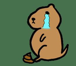 PDOG~Prairie dog~ sticker #323331
