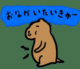 PDOG~Prairie dog~ sticker #323337