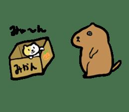 PDOG~Prairie dog~ sticker #323341