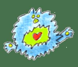 Dancing Heartsan sticker #323467