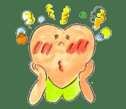 Dancing Heartsan sticker #323482