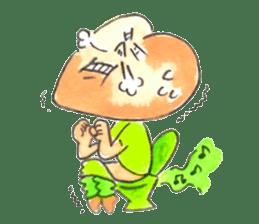 Dancing Heartsan sticker #323485