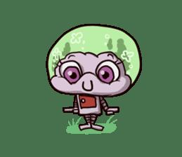 *Pop and Cute Monster.* sticker #323854