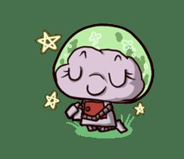 *Pop and Cute Monster.* sticker #323855