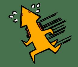 Megamon sticker #324051