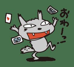 Cat Cat Gong Show! sticker #324477
