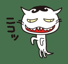 Cat Cat Gong Show! sticker #324481