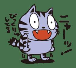 Cat Cat Gong Show! sticker #324482