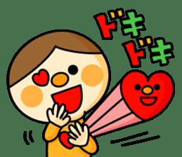Supportive response sticker #324774