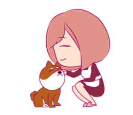 Kyosai Marie sticker #324885
