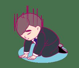 Kyosai Marie sticker #324890