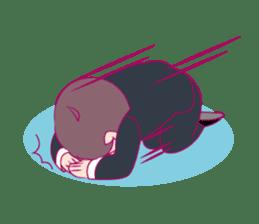 Kyosai Marie sticker #324895