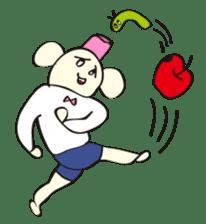 KOMARIMAYUGE-boy sticker #325226