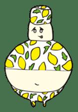 KOMARIMAYUGE-boy sticker #325240