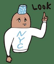 KOMARIMAYUGE-boy sticker #325242