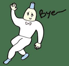KOMARIMAYUGE-boy sticker #325255