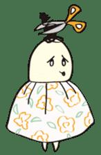 KOMARIMAYUGE-boy sticker #325259