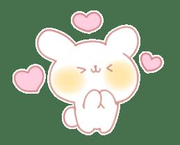 Marshmallow animals sticker #325945