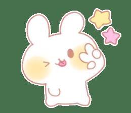 Marshmallow animals sticker #325947