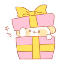 Marshmallow animals sticker #325950