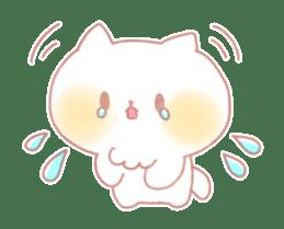 Marshmallow animals sticker #325952