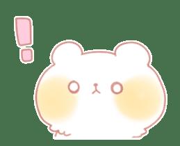 Marshmallow animals sticker #325955