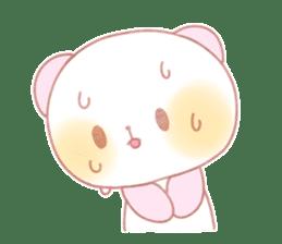 Marshmallow animals sticker #325957