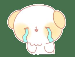 Marshmallow animals sticker #325958