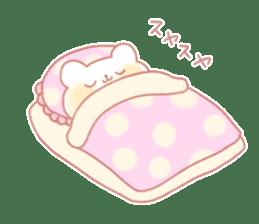 Marshmallow animals sticker #325959