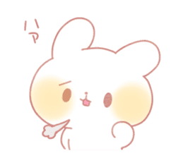 Marshmallow animals sticker #325964