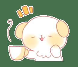 Marshmallow animals sticker #325966