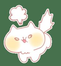 Marshmallow animals sticker #325971