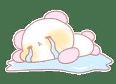 Marshmallow animals sticker #325972