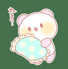 Marshmallow animals sticker #325975