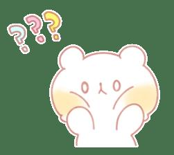 Marshmallow animals sticker #325978