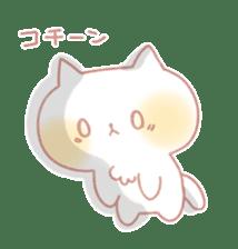 Marshmallow animals sticker #325983