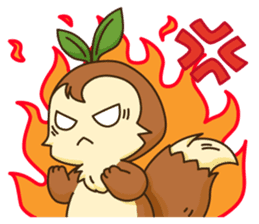 MOKA-chan!! sticker #327231