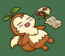 MOKA-chan!! sticker #327248