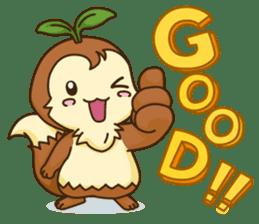 MOKA-chan!! sticker #327255