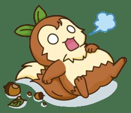MOKA-chan!! sticker #327261