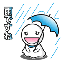 What is the weather like today? sticker #327312