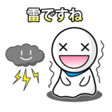 What is the weather like today? sticker #327335
