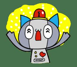 ROBONEKO sticker #327843