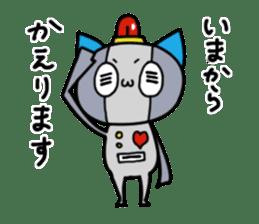 ROBONEKO sticker #327848
