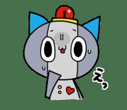 ROBONEKO sticker #327853