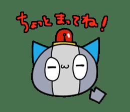 ROBONEKO sticker #327859