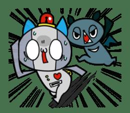 ROBONEKO sticker #327864