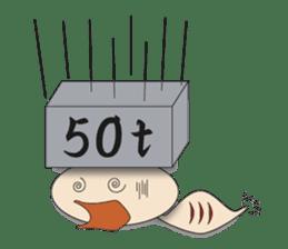 Tsuchinoko Johnny sticker #328228