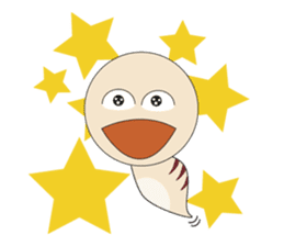 Tsuchinoko Johnny sticker #328230