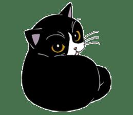 Panda-cat Mink(Japanese  version) sticker #330426